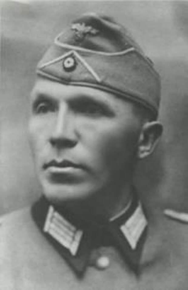 разведчик Николай Кузнецов как обер-лейтенант Пауль Зиберт