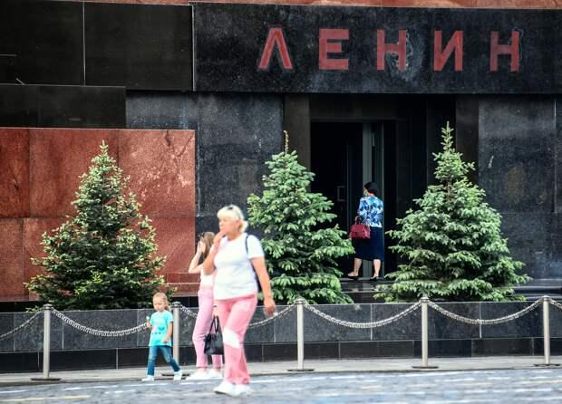 Мавзолей Ленина резко передумали переделывать