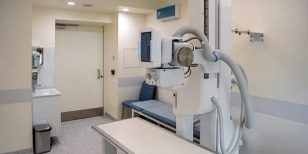 Больницы и поликлиники Москвы получили уже 50% оборудования по контрактам жизненного цикла