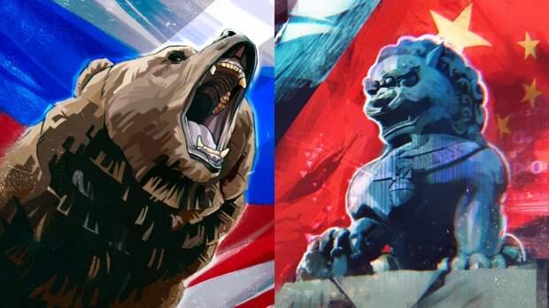 National Interest: Россия и Китай близки к созданию военного союза против США