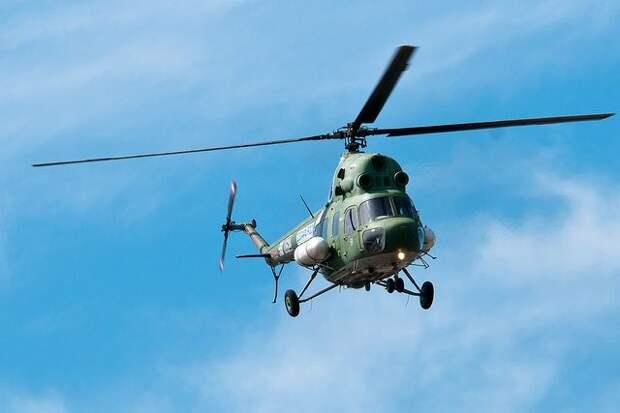 На Камчатке приостановили поиски пропавшего вертолета Ми-2
