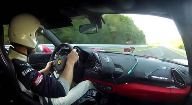 Может, если захочет: Ferrari 488 GTB в «Зеленом аду»