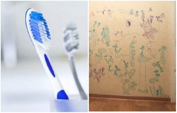 Почему мудрые хозяйки не выбрасывают старую зубную щетку