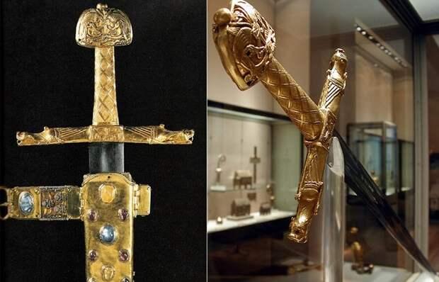 Самые известные мечи, ставшие настоящими артефактами