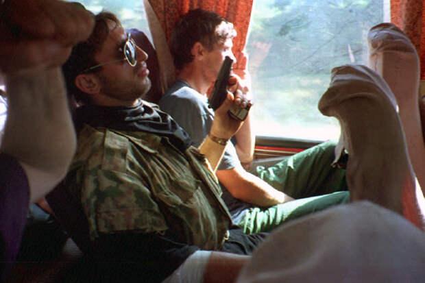 «Боялись не террористов, с ними все было понятно, боялись своих»