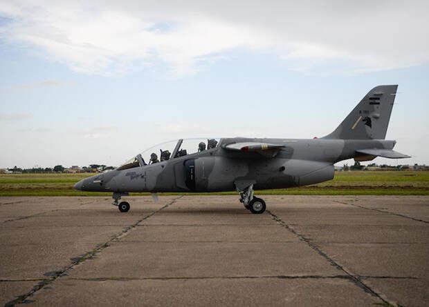 Аргентинцы собрали первые за десять лет серийные самолеты