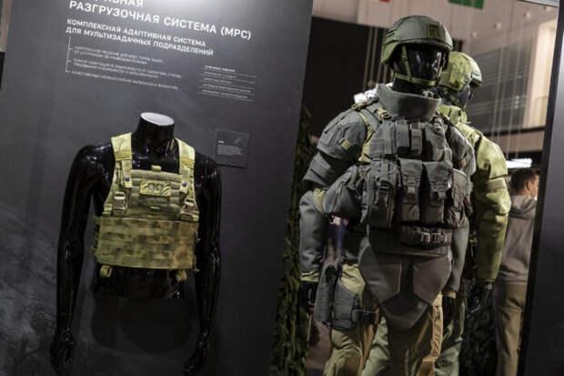 В концерне «Калашников» раскрыли детали новейшей экипировки спецназа