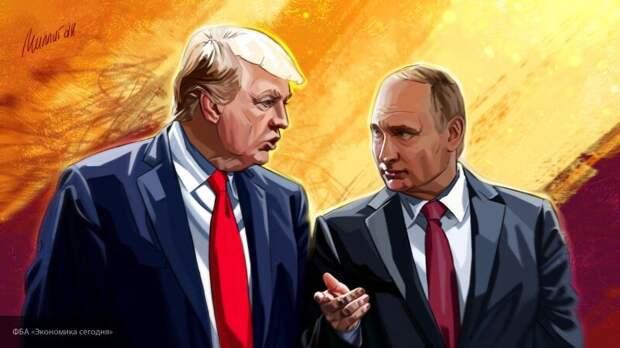 Трамп не хочет ссориться с РФ: США не поддержали Германию по Навальному