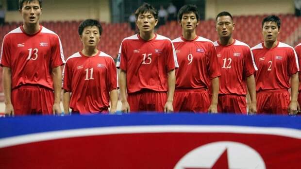Сборная Северной Кореи не примет участие в чемпионате мира по футболу