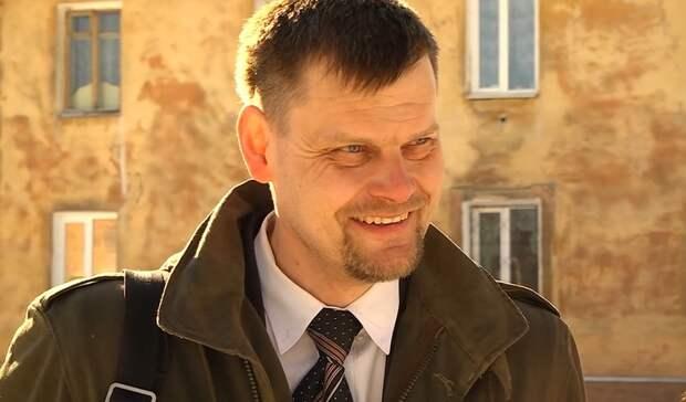 ВНижнем Тагиле общественник Илья Коровин подал заявку насогласование митинга