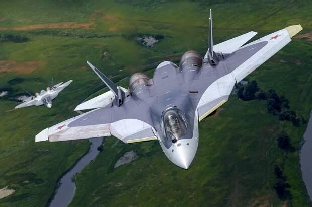 Возможности Су-57Э в конкурентной схватке с F-35A. Экспортный потенциал без утечки критических технологий