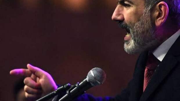 Аудиосообщение Пашиняна прозвучало в парламенте Армении