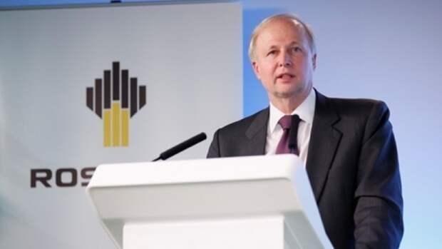 Дадли: «Роснефть»— стратегический партнер для BP