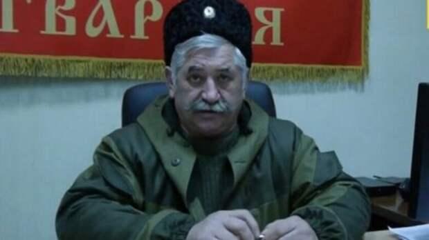 Атаман Козицын: Донецк и Луганск — это территория Войска Донского