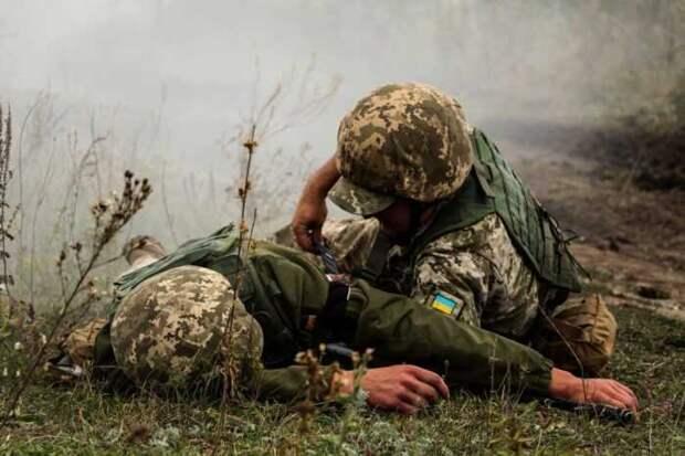 Комбриг ВСУ Брыжинский рассказал о последствиях атаки на Донбассе