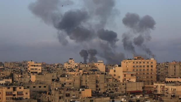 В Кремле призвали не допустить развития силового сценария палестино-израильского конфликта