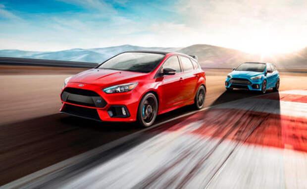 Прощальный Фокус: «горячий» Ford ублажит немногих
