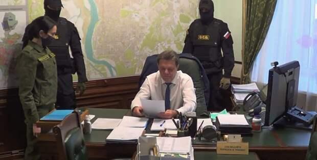 Дома у задержанного мэра Томска Кляйна проводят обыск