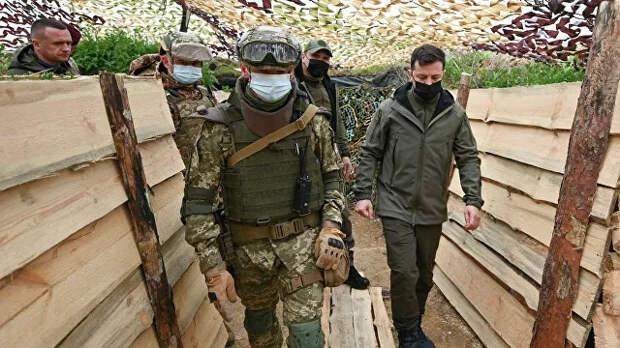 Киев направит часть военной помощи США на углубление совместимости с НАТО