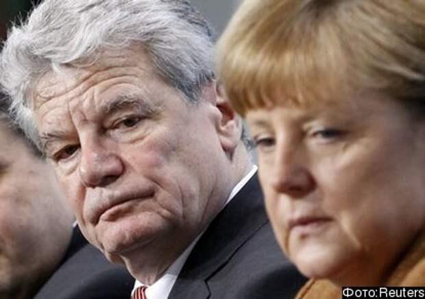 Президент Германии объявил бойкот олимпиаде в Сочи
