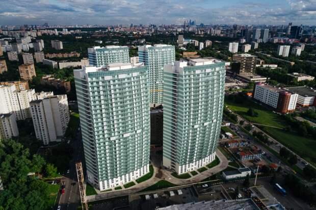 Новый рекорд: Цена квадратного метра жилья в Москве превысила 200 000 рублей