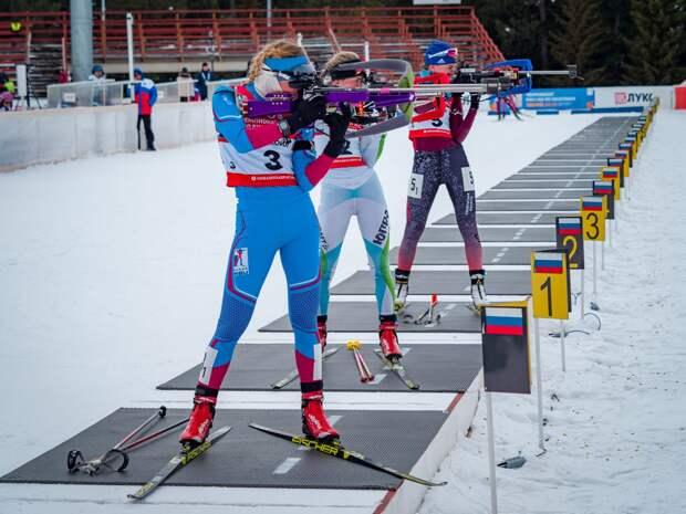 Решившая сменить спортивное гражданство биатлонистка Аделина Сабитова последний год представляла Удмуртию