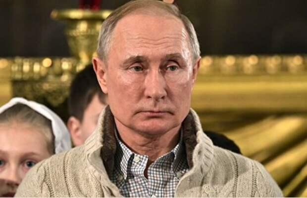 О проблеме у Владимира Путина, очень и очень серьёзной