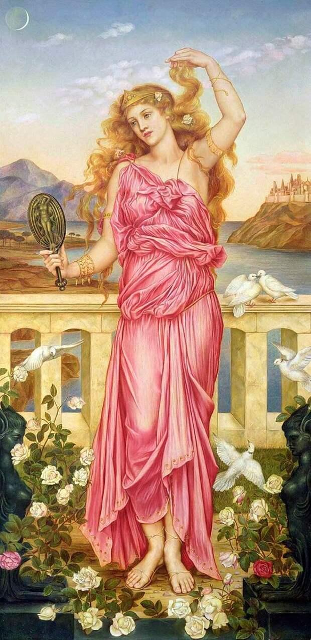 Елена Троянская (1898г.)