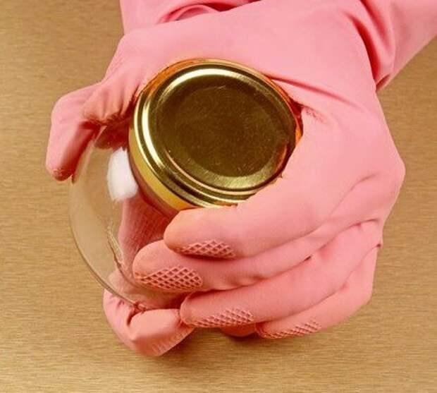 6 простых способов открутить крышку банки, пока муж на работе