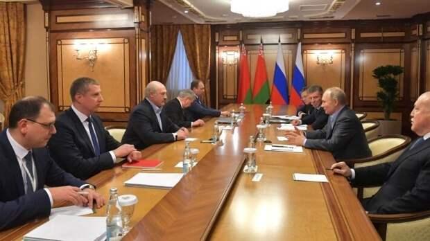Россия взяла курс на интеграцию с Белоруссией