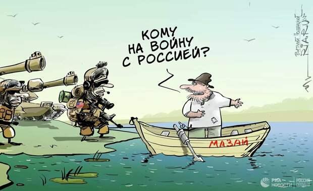А если на Россию нападет злая НАТО? Еще раз о патриотизме при капитализме