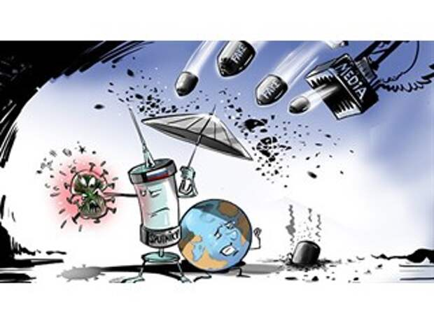 «Спутник-V» и другие. Кто побеждает в мировой войне вакцин