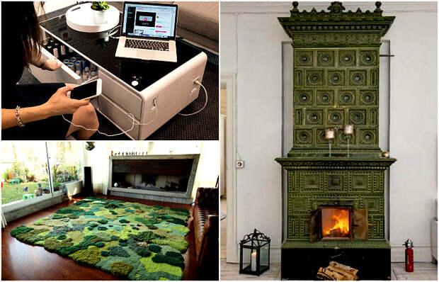 Дизайнерские идеи, которые превратят обычный дом в дом мечты.