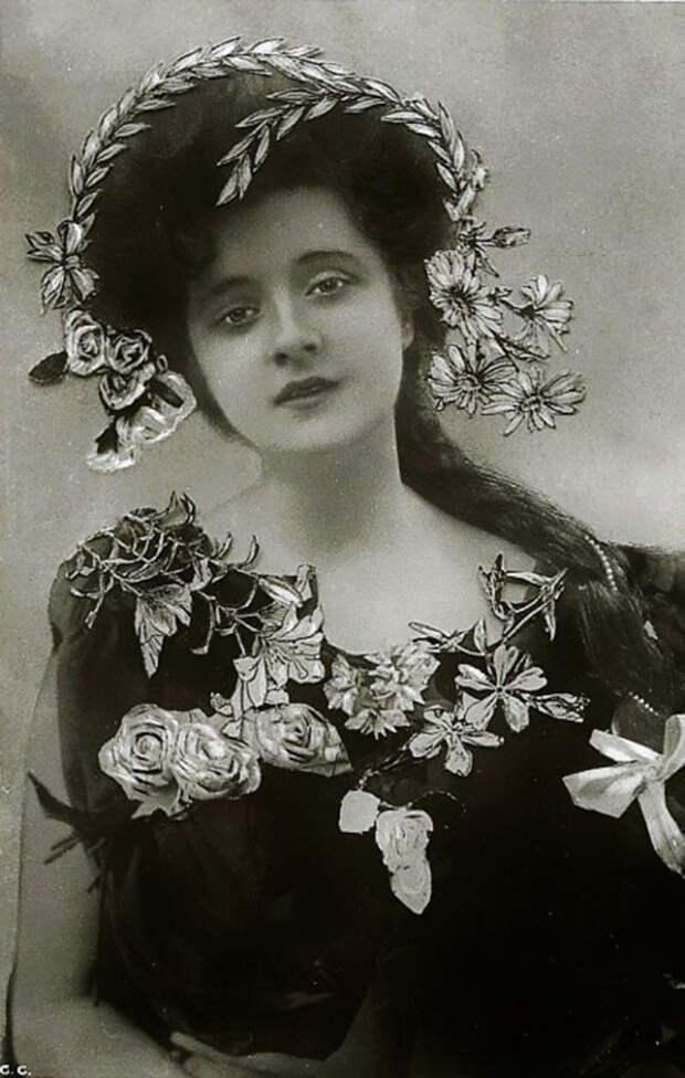 Самые красивые женщины 1900-х годов 12