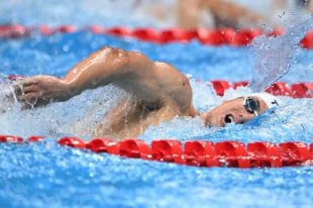 Российские пловцы завоевали серебро в эстафете 4 по 200 м вольным стилем