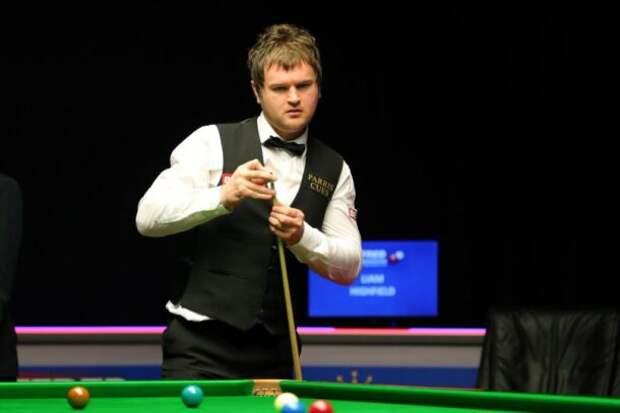 Лайем Хайфилд (фото: World Snooker)