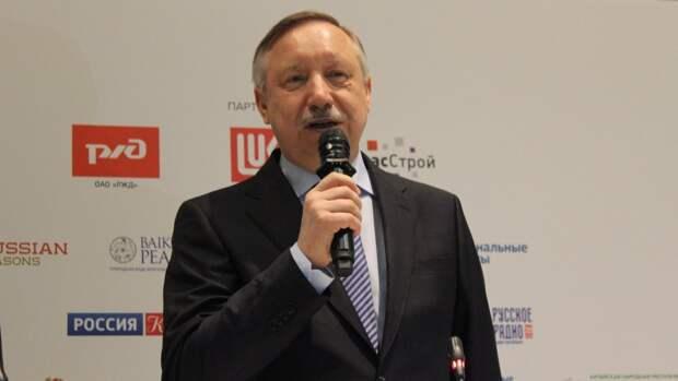 Беглов намерен увеличить доходы Петербурга на 10 млрд рублей