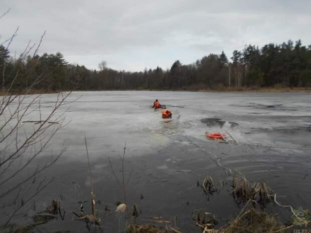 В Бобруйском районе спасли рыбака (+