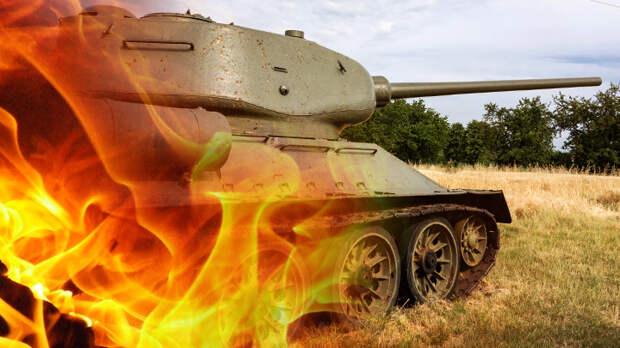 Горящими пошли на таран бронепоезда: Невероятный подвиг танкистов Комарова и Бухтуева
