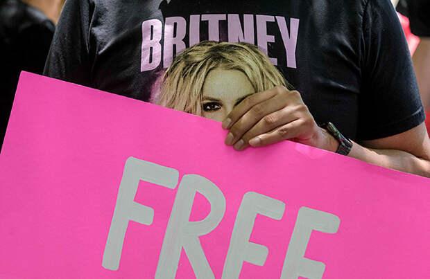Бесконечный скандал вокруг опеки над Бритни Спирс