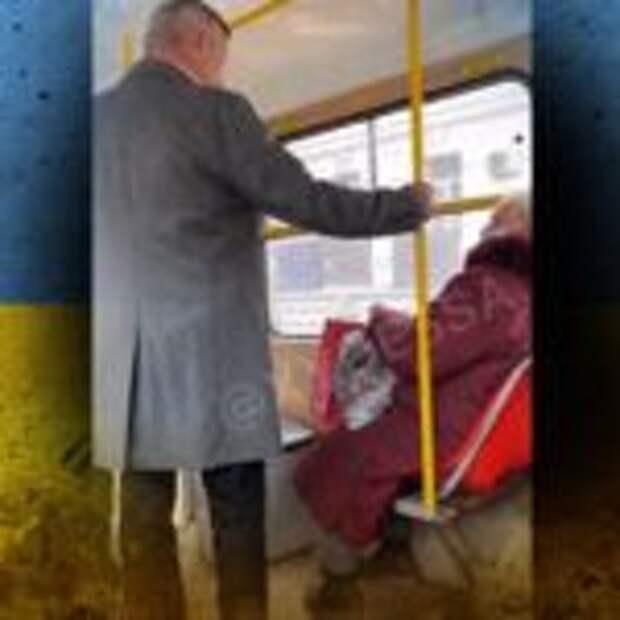 «Сдохнешь до вечера!»: Две одесситки устроили скандал из-за русского языка