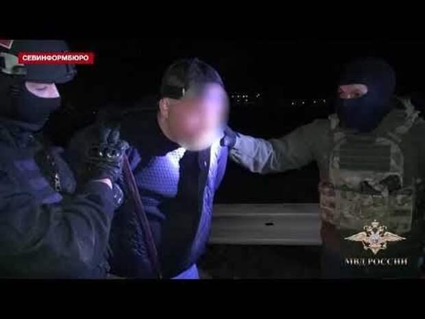 В Севастополе полицейские спасли похищенного бизнесмена