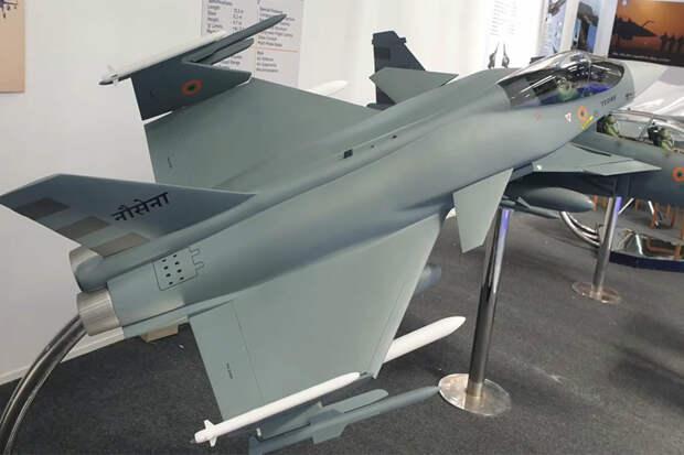 Стали известны некоторые характеристики нового индийского истребителя
