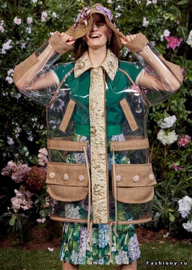 Dolce & Gabbana Осень-Зима 2017-2018 (Lookbook) Часть 1