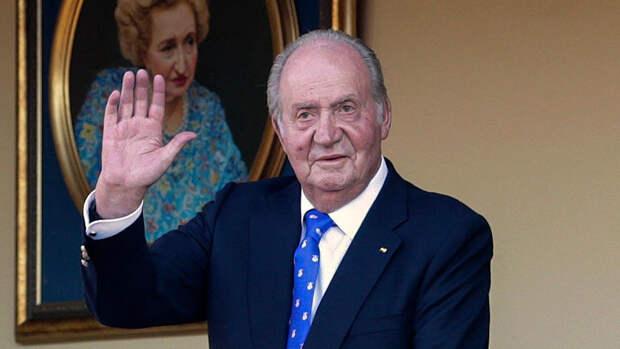 В Испании начали налоговую проверку в отношении Хуана Карлоса I
