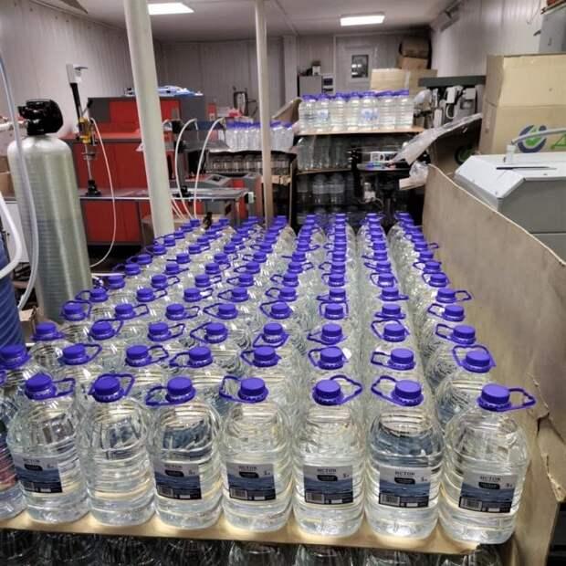 Реально работает: на Чукотке производят бутилированную воду на «дальневосточном гектаре»