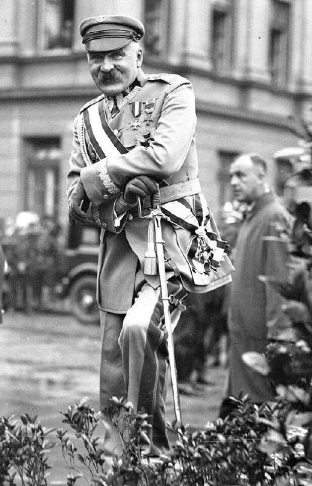 В 1920 году союз петлюровщины с Юзефом Пилсудским обошёлся Украине очень дорого