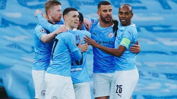 """""""Манчестер Сити"""" впервые в своей истории сыграет в финале Лиги чемпионов"""