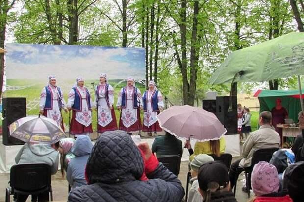 Свята ´Вясна-2021´ прайшло 15 мая ў Вялікіх Бортніках.