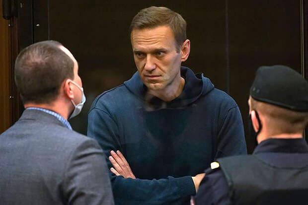 Члены ОНК посетили Навального в колонии после его жалоб на медобслуживание
